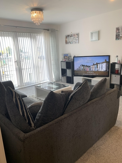 2 bed brand new build flat