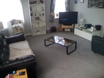 2bed gff looking for 1 bed flat with garden or communal garden