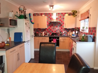 Large 2 Bed house - Need 1 or 2 Bed property with garden.