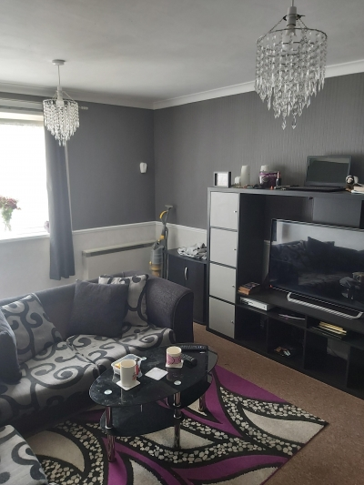First floor 2 bed flat