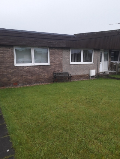 2 bed bungalow broxburn, looking for a 3 bed house west Lothian