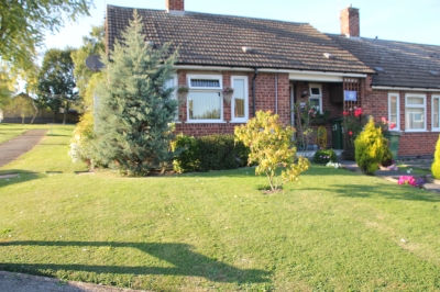 Wanted 2 bed bungalow with garden