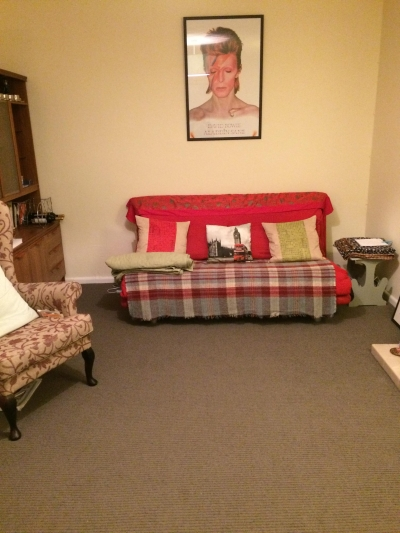 Vintage Style large two bed apartment.
