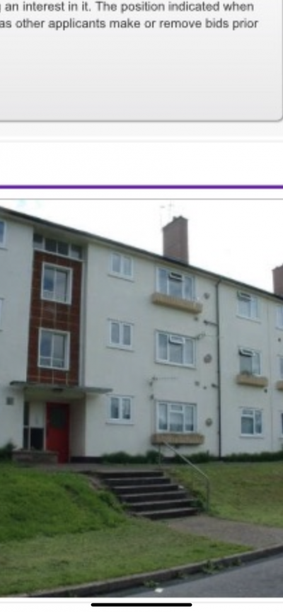 2 Bedroom Flat looking for 3 Bed house NP19 area