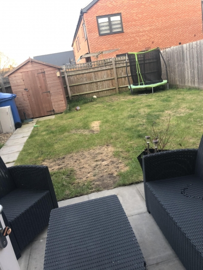 Large 2 bed