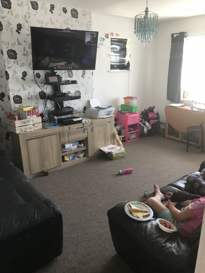 2 bedroom first floor flat