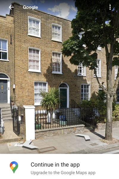 Large 4 bed 2 bath with garden in N1