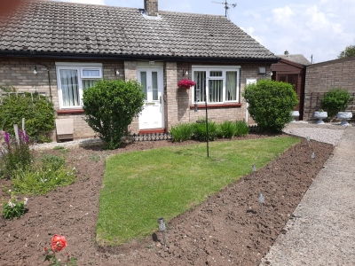 2bed bungalow in Crowland Lincs