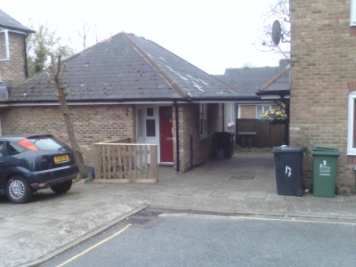 BUNGALOW IN BLACKHEATH SE13 NEAR THE HEATH