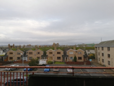 2nd floor flat spacious with two good size double bedroom