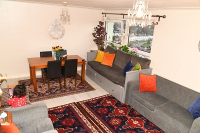 Specious 2 double bedroom with fantastic view