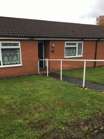 Two bedroom In Chesterfield for swap west wickham