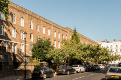 2 bed maisonette  Notting hill london to westgate on see  2 bed