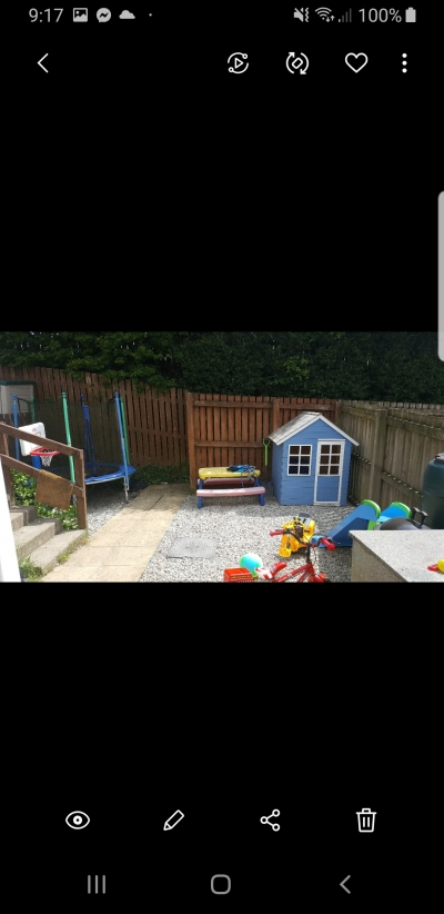 2 bedroom house newish build looking for a 3 bedroom