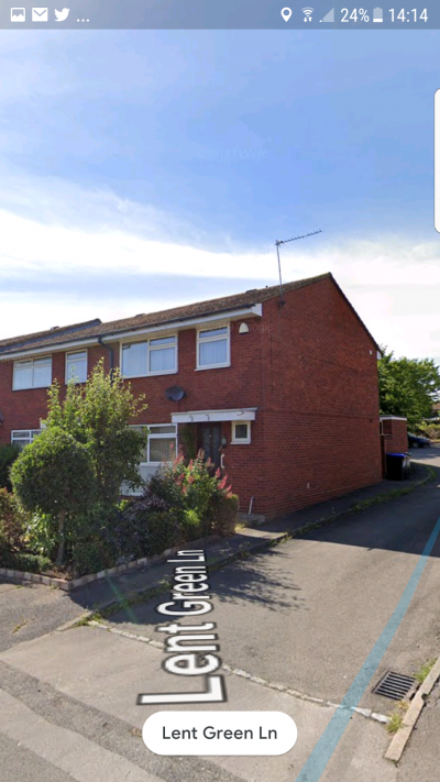 1 or 2 bedroom property with garden