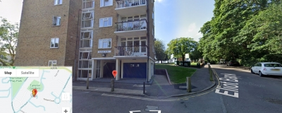 2 bed flat in Forest Hill