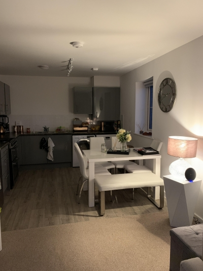 STUNNING NEW BUILD 2 BED APARTMENT